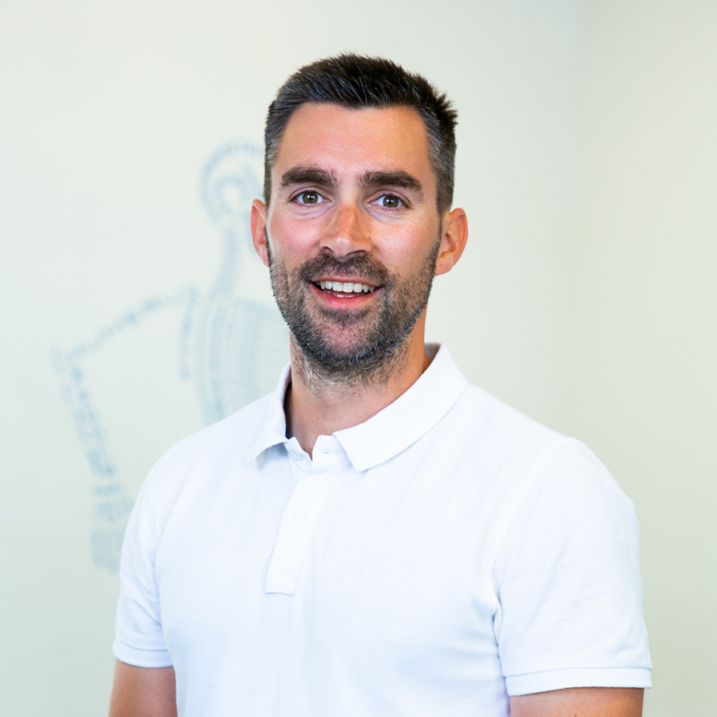 Douglas Young - clinical specialist Orthotist - Baxter Young Orthotics