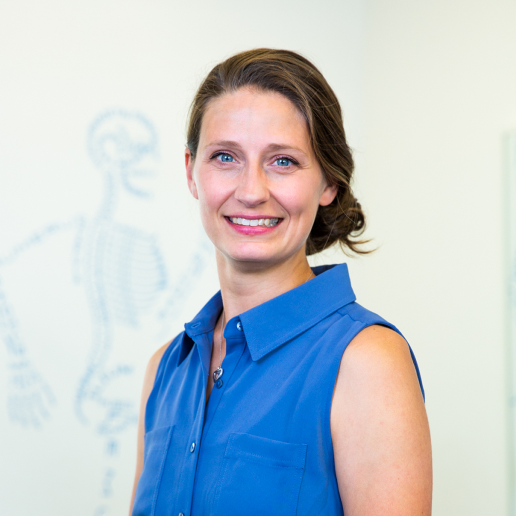 Julie Young - Clinical  specialist orthotist - Baxter Young Orthotics